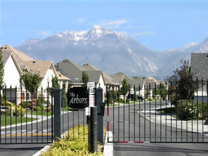 South Jordan, Utah Gated Community - The Arbors